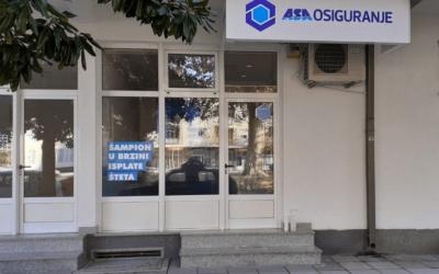 Nova poslovnica ASA Osiguranja u Čapljini