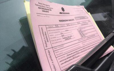 """Danas ste dobili """"kaznu za nepropisno parkiranje""""?"""