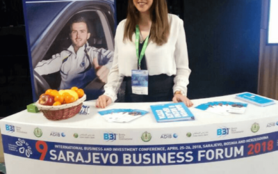 ASA Osiguranje sponzor Sarajevo business foruma