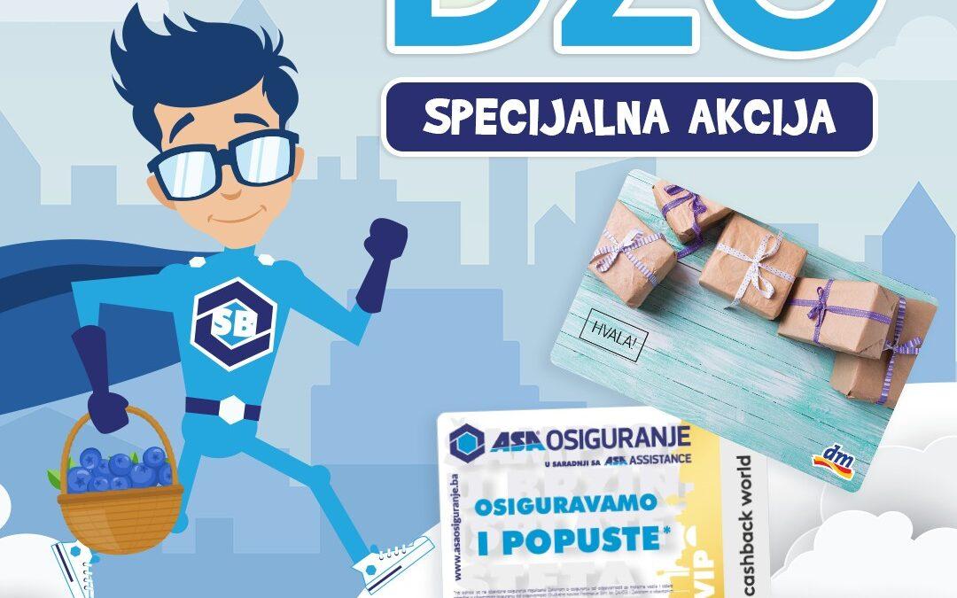 Specijalna akcija Dobrovoljnog zdravstvenog osiguranja